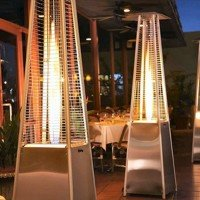 Pyramid outdoor Heaters
