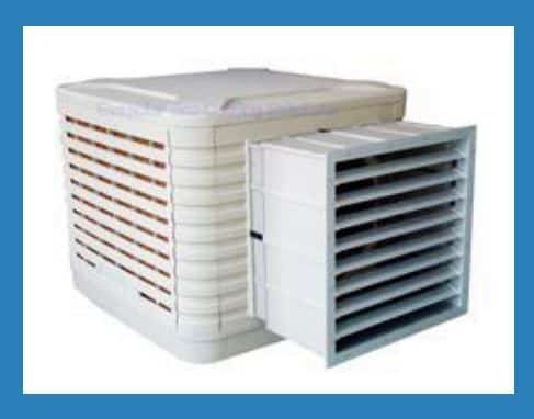 Window Evaporative Air cooler Dubai