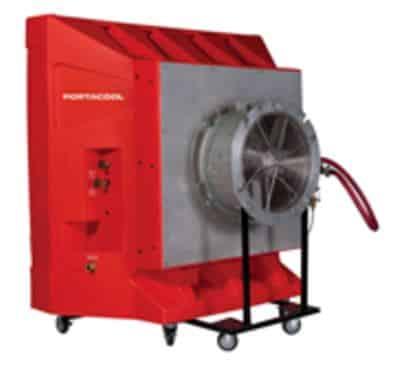 Hazard Area Evaporative cooler