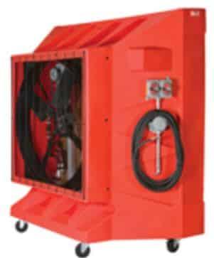 Hazard locations air cooler
