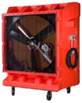 oil and gas outdoor desert cooler